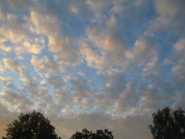 Oblaky Stratocumulus (Sc)