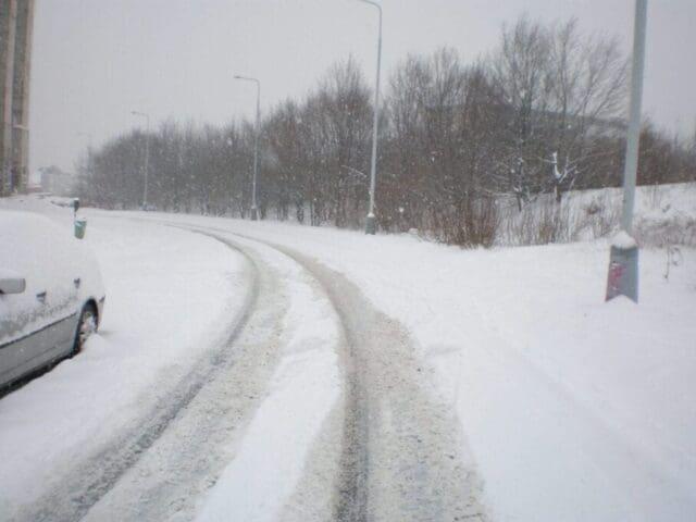 Před sedmi lety vydatně sněžilo