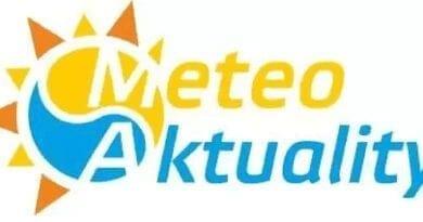 O tomto webu. Naše služby. Logo projektu Meteo Aktuality.