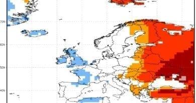 V září 2020 bude spíše tepleji. Teplotní odchylky.