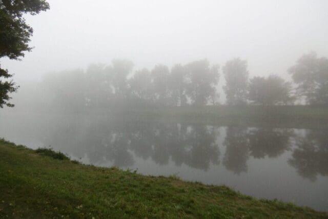 Charakteristiky mlh