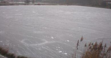 Průmyslové sněžení jako drobné sněžení