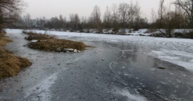Kateřina na ledě, Vánoce na blátě
