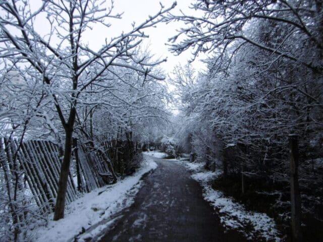 Během víkendu se vrátí zima